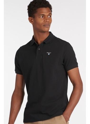 Barbour Sports Polo Yaka Bk31 Black Siyah